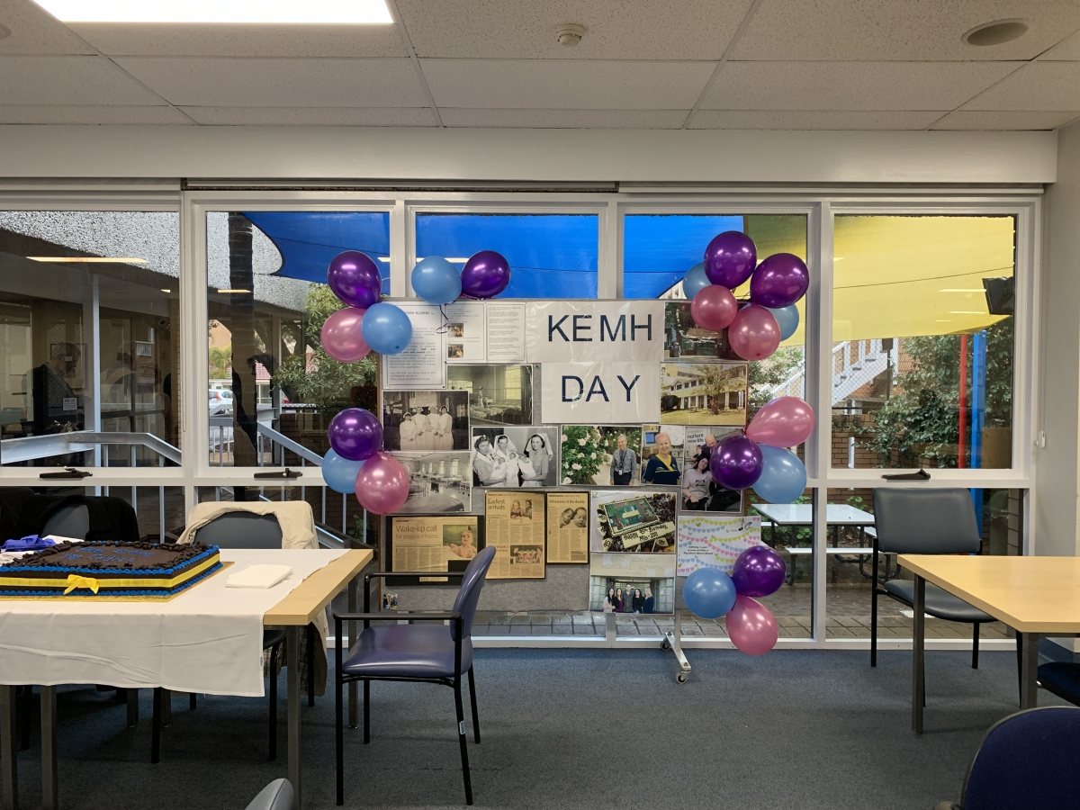 2019 06 05 KEMH Day 103rd birthday celebrations